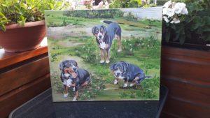 Gänsewiesenhunde