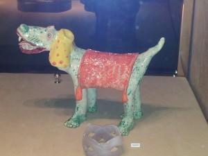 Hund und Kunst
