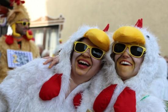 Hühnergruppe