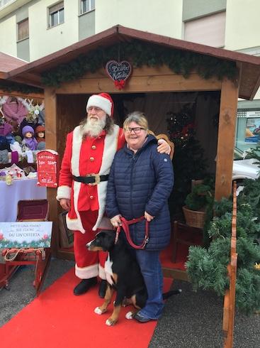Weihnachtsmann In Italien
